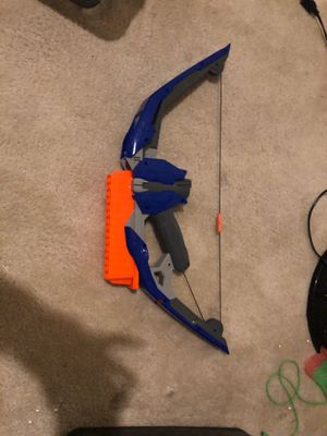 Bow a narrow nerf gun for Sale in Modesto, CA