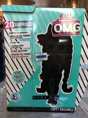 LOL O.M.G DOLL BUSY B.B Series 2 (NEW) for Sale in Phoenix, AZ