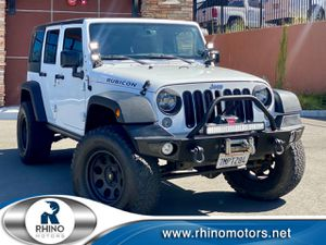 2015 Jeep Wrangler Unlimited for Sale in San Ramon, CA