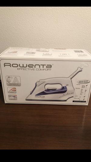 Rowenta Iron for Sale in Puyallup, WA