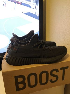 adidas Yeezy Boost 350 V2 Black (Non Reflective) for Sale in Fremont, CA