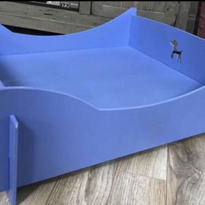 Wooden Dog Bed Frame Small/Medium for Sale in Woonsocket, RI