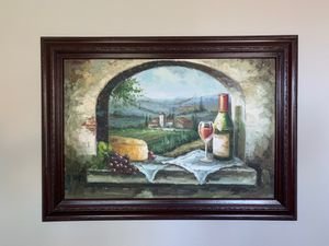 Painting with frame for Sale in Murrieta, CA