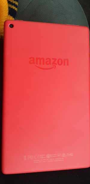 Amazon Fire Tablet for Sale in Aurora, CO