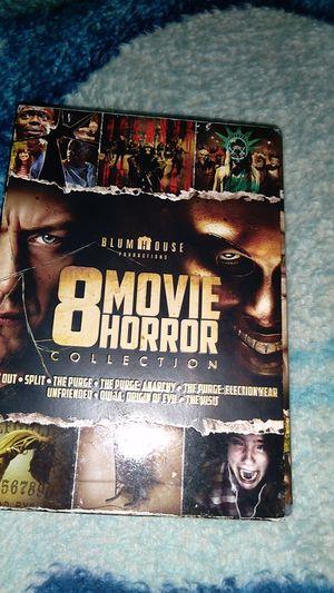 8 horror movie set for Sale in La Habra, CA