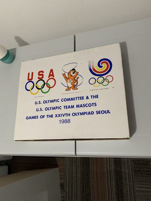 1988 olympic Antique badge set for Sale in Fairfax, VA
