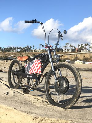 Powerful custom electric bicycle for Sale in Los Angeles, CA