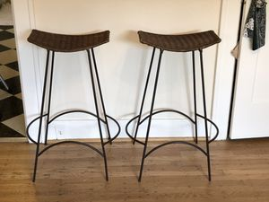 Mid-Century Modern Stool Set for Sale in Portland, OR