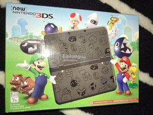 Nintendo New 3DS Super Mario Black Edition for Sale in Portland, OR