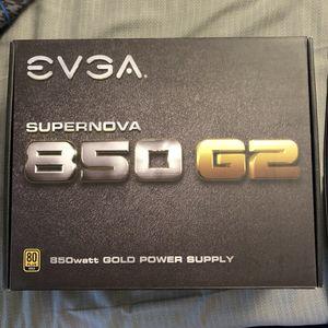 EVGA 850 G2 Power Supply - Perfect! for Sale in Orange, CA