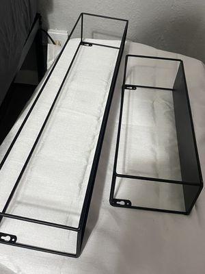 2 Floating modern shelf for Sale in Tampa, FL