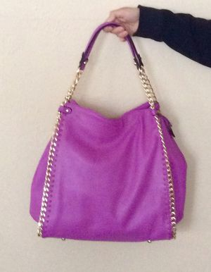 NWT nice lilac woman's shoulder purse for Sale in Los Angeles, CA