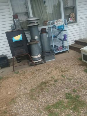 Wood heater for Sale in Mount Vernon, OH