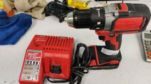 Milwaukee drill driver for Sale in Joliet, IL