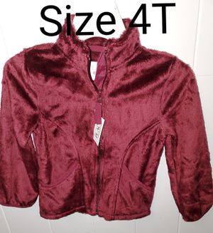 Burgundy Children's Place Sweater size 4T- NEW for Sale in Renton, WA
