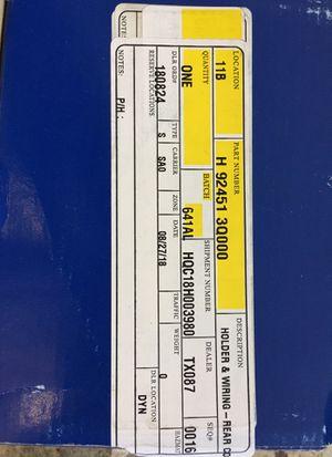 Hyundai Part # H-92451-3Q000 for Sale in San Antonio, TX