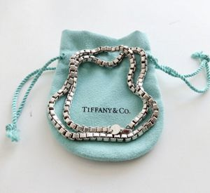 Tiffany & Co. Venetian link necklace for Sale in Canton, MA