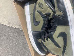 Jordan 1 Army Green for Sale in Normal, IL