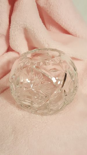 Waterford Crystal round Bowl for Sale in Everett, WA