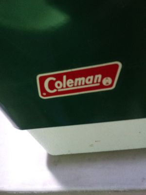 Coleman cooler for Sale in York, PA