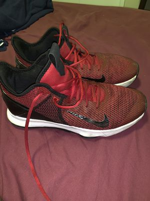 Nike lebron james Basketball shoes size 12 for Sale in Torrance, CA
