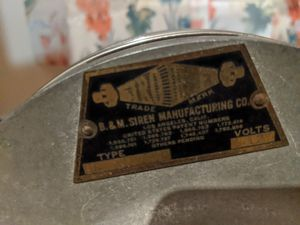 Siren manufacturing for Sale in Worcester, MA