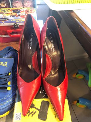 Red heels for Sale in San Jose, CA
