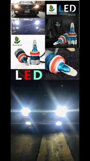 Hi Bright White LED Headlight Kits for Sale in West Covina, CA