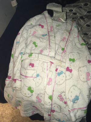 Hello kitty robe size small for Sale in Boston, MA
