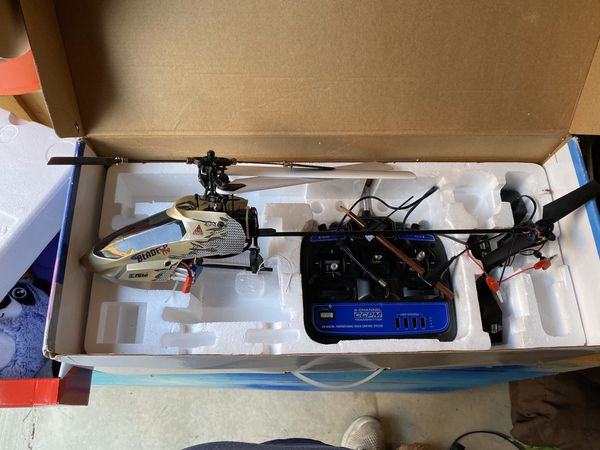 Blade CP pro RC helicopter