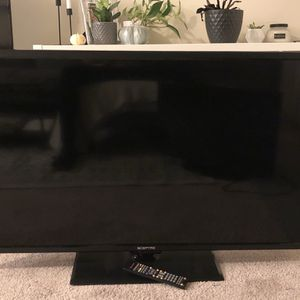 "50"" TV for Sale in Seattle, WA"
