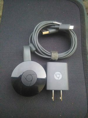 Chromecast - Brand New, never used for Sale in Lodi, CA