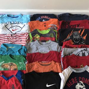 Boys Clothes Huge Bundle for Sale in Manassas, VA