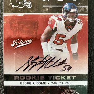 Stephen Nicholas 2007 Donruss Playoff Contenders #221 ROOKIE TICKET Autograph Card!! Nice! for Sale in Manchester Township, NJ