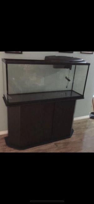 55 Galon Fish Tank for Sale in Hesperia, CA