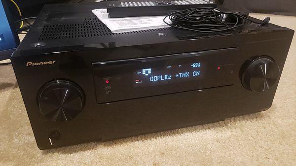 Pioneer VSX 1121 K Receiver 1080p DTS-HD