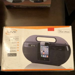 IPhone Boombox for Sale in Crowley, TX