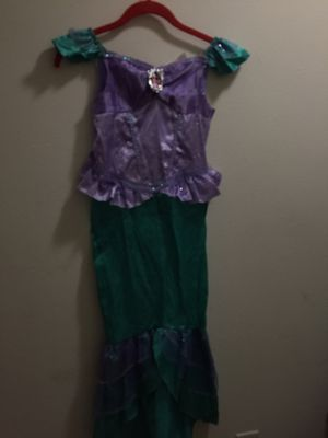 The little mermaid costume for Sale in Elma, WA