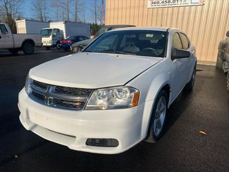 2013 Dodge Avenger for Sale in Yelm,  WA