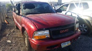 2000 GMC S-15 Jimmy for Parts 047074 for Sale in undefined