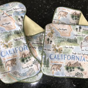 Handmade Baby Wash Cloth And Burp Rag for Sale in Ontario, CA