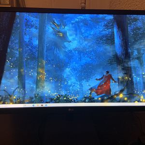 LG 75Hz Gaming Monitor for Sale in The Bronx, NY