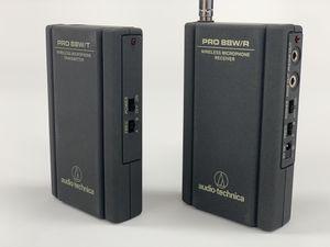 Audio-Technica PRO Wireless Microphone Transmitter & Receiver 88W/T 88W/R for Sale in Pompano Beach, FL