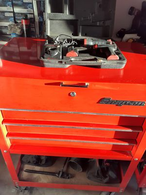 Snap on Tool Box and Including Tools for Sale in Los Angeles, CA