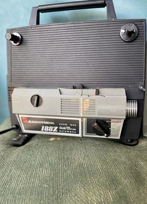 📽🎞Vintage Gaf DUAL 8mm & 8mm Super Eight Millimeter Movie Projector Model AnscoVision 188Z *WORKS* for Sale in Longwood, FL
