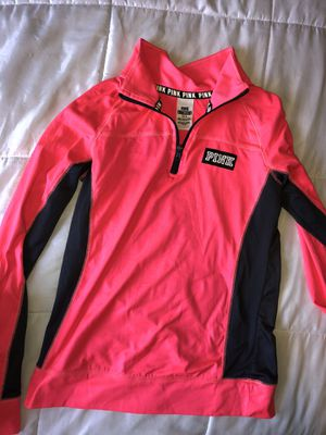 Victoria's Secret hot pink and grey active wear size Small for Sale in Glendale, AZ