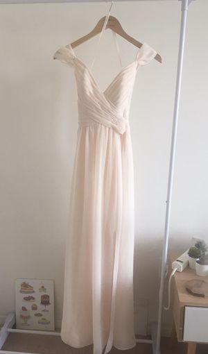 Allure Bridal Bridesmaids dress 1504 baby pink for Sale in Arlington, VA
