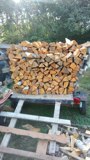 *Firewood*buy the *Bundle*Wheelbarrow*Cord for Sale in Ocean Shores, WA