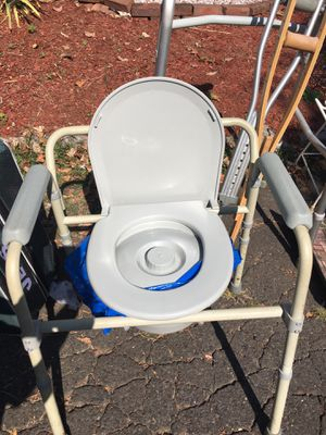Port a potty for Sale in South Plainfield, NJ