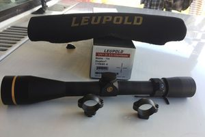 Leupold VX3i 3.5-10 x 40 for Sale in Tacoma, WA